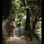 新井旅館 - 清流桂川沿いには遊歩道があるのでのんびり散策を楽しみ下さい