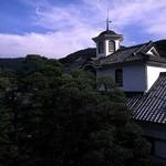 新井旅館 - 140年歴史 当館シンボル 青州楼