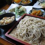 そすい庵 - 料理写真:そすい庵定食(限定30食)