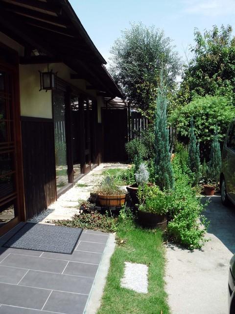 パリゴー - お庭