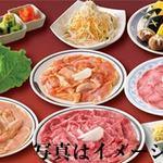 大陸食道 - 宴会『大』の梅コース 2,500円