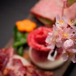 焼肉 夜桜 - 料理写真:料理