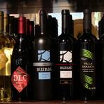 イスタンブール スルタン - トルコワイン (グラス650円、ボトル3150~)