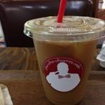 チュチュチュロスカフェ - 水出しアイスコーヒー