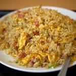 紅楼閣 - 料理写真:炒飯~☆