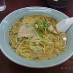 てうれ - 味噌ラーメン¥450