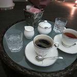 リストランテ ウミリア - コーヒー、ティー