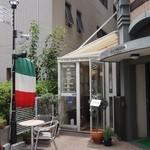 TRATTORIA AL SODO  - お店 入口
