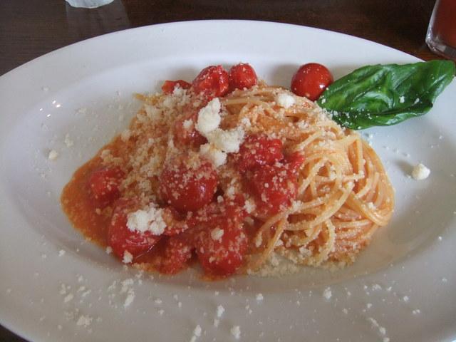 La Cucina VENTITRE - 2013/08 よしもりまきばのフレッシュトマト