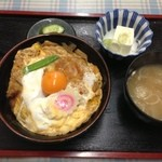 ピーコック - カツ丼