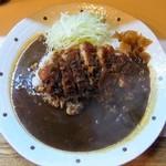 キッチン南海 - カツカレー¥630