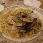 あい蘭道 - あさりあさりスパゲティー