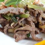 西表島 グリーンファーム 猪狩家 - イノシシ肉アップ