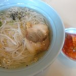 芳華 - 温麺(中):700円
