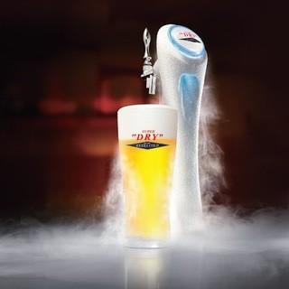 夏に最適★氷点下-2°のビール≪アサヒエクストラコールド≫★