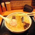 麺ぽーかろぅ - 特製鶏白湯しお       890円