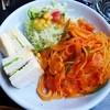 魔女のたまご - 料理写真:腹ぺこセットのメインプレート