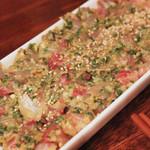 いゆじ - 地魚味噌たたき
