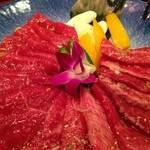 叙々苑 新宿中央東口店 - コースのお肉