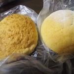 モナモナ - メロンパン2種