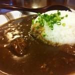 りゅうそう茶屋 - 生姜の効いたカフェ風のカレーでした!