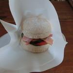 稗島珈琲店 - サンドイッチ
