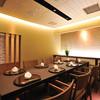 Nihonryourisetouchi - 内観写真:2階店内に個室をご用意しております