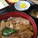 海幸 - 豚丼 750円 美味しい^^