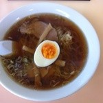 大芳 - 料理写真:らーめん単品500円