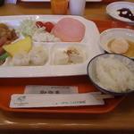 ニュー・グリーンピア津南 - 朝食