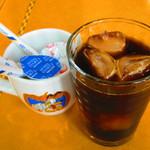 ホットポウ カリーキッチン - アイスコーヒー