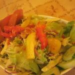 サフラン 池袋 - 野菜サラダ