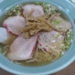 20538995 - チャーシュー麺(2013.8.3)