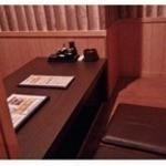 地鶏処 本丸 - 掘り炬燵式の4人用個室