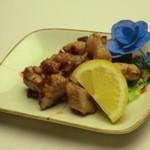 さつま料理 よ田屋 - 「地鶏の炭火焼き」
