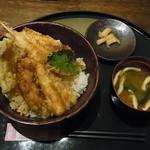 吉今TOKYO - 天丼