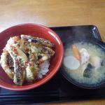 てうり亭 - ガヤ天丼