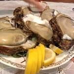 キッチン森本 - 岩牡蠣