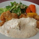 レストランフリアンディーズ - チキン南蛮