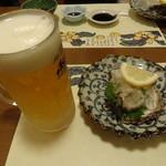 喜多八寿司 - 岩牡蠣