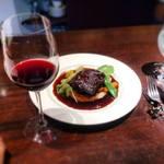 20545235 - 和牛ホホ肉のやわらか赤ワイン煮込み。人気メニューとの事。