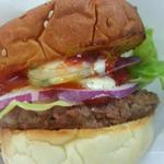 ロサンゼルスダイナー - ハンバーガー