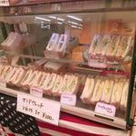 ロサンゼルスダイナー - サンドイッチが100円
