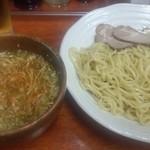 東京らぁめん 青龍 - 辛い!つけ麺