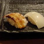 すし処 次郎丸 - (*≧ω≦*)タコ&イカさん♪