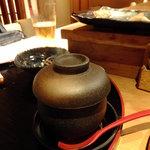 すし処 次郎丸 - 茶碗蒸し