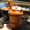 ふじまつ - 料理写真:この樽酒がいい味だしてます