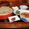木勢旅館 - 料理写真:十割けんちんそば。