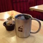大久保珈琲 - アイスコーヒーと豆菓子