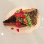 20553371 - お魚料理 イサキ